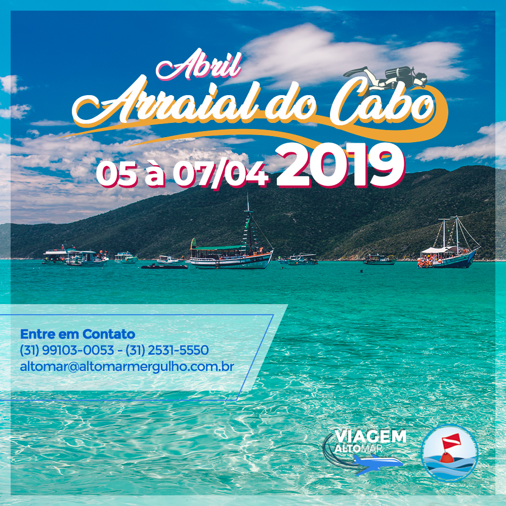 Turistando por Arraial do Cabo
